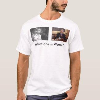 Jeff, MAYOR_JOE_RILEY, welches ist schlechter? T-Shirt