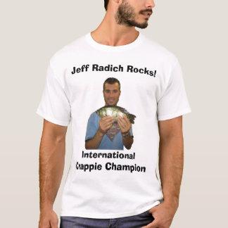 JeffCrappie, internationaler Crappie-Meister, J… T-Shirt