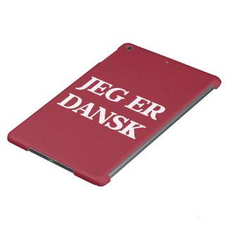 jeg äh dansk iPad air hülle