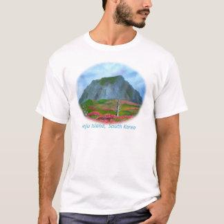 Jeju-Insel Korea (제주도) T-Shirt