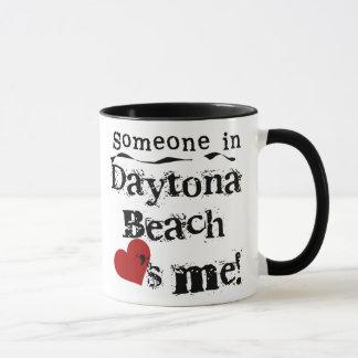 Jemand in Daytona Beach Tasse