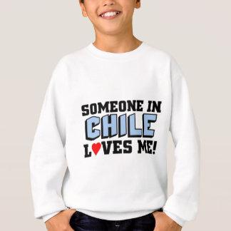 Jemand in den Chile-Lieben ich Sweatshirt