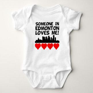 Jemand in Lieben Edmontons Alberta ich Baby Strampler