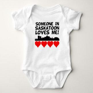 Jemand in Lieben Saskatoons Saskatchewan ich Baby Strampler