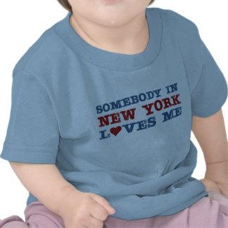 Jemand in New- YorkLieben ich