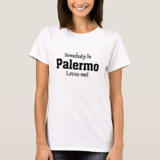 Jemand in Palermo-Lieben ich T-Shirt