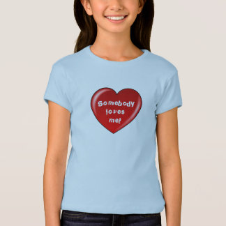Jemand Lieben ich Shirt