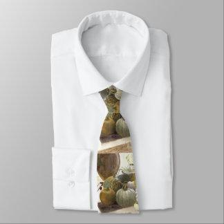 Jennifers Kürbis-Krawatte Krawatten