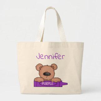 Jennifers Teddybear Tasche