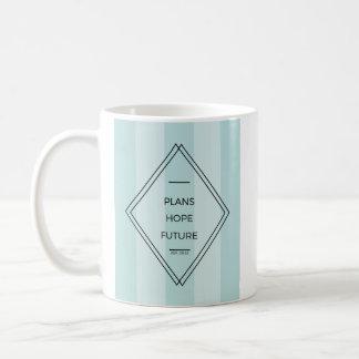 Jeremias-29:11kaffee-Tasse Kaffeetasse
