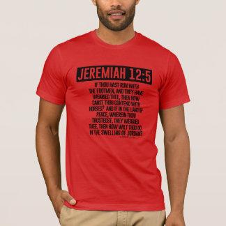 Jeremias-Schrift Tee/RED der Ministerium-2B T-Shirt