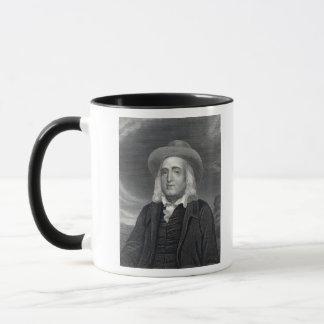 Jeremy Bentham 'von der Galerie der Porträts Tasse