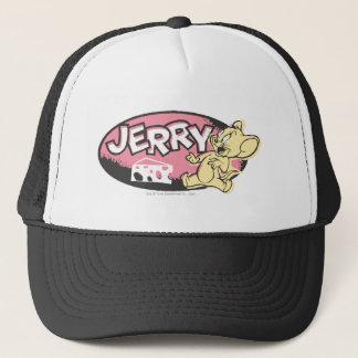 Jerry-Käse-Logo Truckerkappe