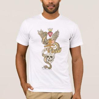 Jerry verdrehte Tätowierung 2 T-Shirt