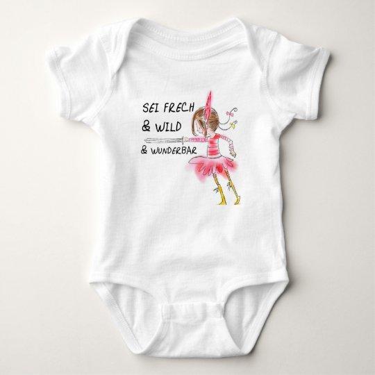 Jersey body für Babies - Strampelanzug Baby Strampler