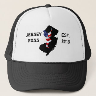 Jersey-Chef Truckerkappe