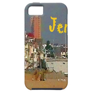 Jersey-Leben iPhone 5 Etui