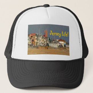 Jersey-Leben Truckerkappe