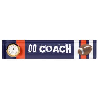 Jersey-Sport-Trainer-Team-Büro-Zahl-FriedensLiebe Schreibtischplakette