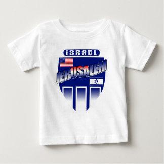 Jerusalem - Israel/USA Baby T-shirt