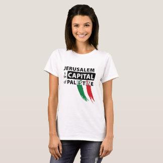 Jerusalem ist die Hauptstadt von Palästina-T - T-Shirt