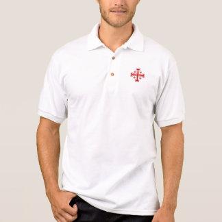 Jerusalem-Kreuz-Polo-Shirt Polo Shirt