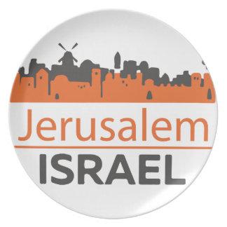 Jerusalem Teller