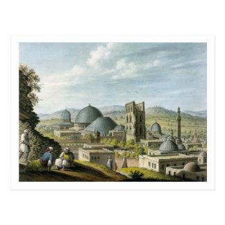 Jerusalem vom Westen, Kneipe. durch William-Watt Postkarte