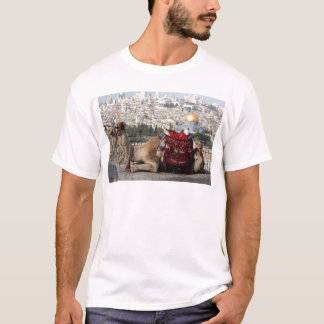 Jerusalem, Welt von colos, heilige Stadt T-Shirt