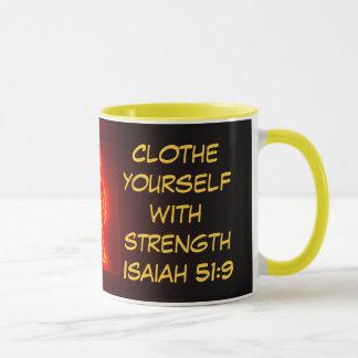 Jesaja-51:9-Tasse Tasse