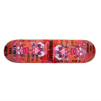 Jess Lourange Skateboard 21,6 Cm Skateboard Deck