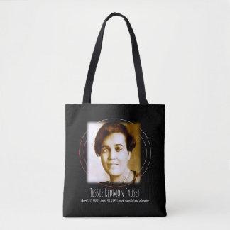 JESSIE REDMOND FAUSET TASCHE, i-Kunst und Entwürfe Tasche