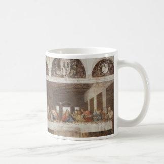 Jesu letztes Abendmahl mit Jüngern an Gründonnerst Kaffeetasse
