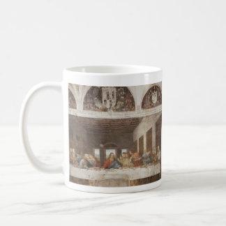 Jesu letztes Abendmahl mit seinen Jüngern Kaffeetasse