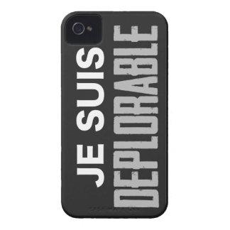 JeSuisDeplorable iPhone 4 Case-Mate Hülle