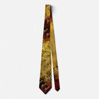 Jesus angemessen von unseren Loben Krawatte