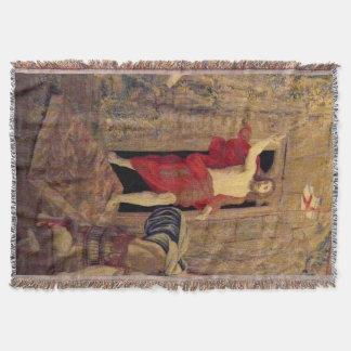 Jesus-Auferstehungs-Wurfs-Decke Decke