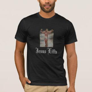 Jesus-Aufzüge T-Shirt