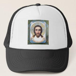 Jesus Christus der IKONE (21) Truckerkappe