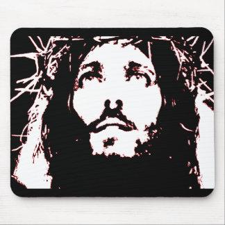 Jesus Christus-Mausunterlage Mousepad