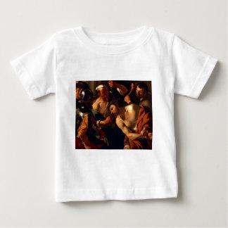 Jesus Christus mit Dornenkrone Baby T-shirt