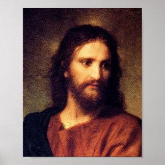 Jesus Christus Poster