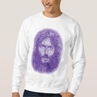 Jesus-Daumen oben Sweatshirt