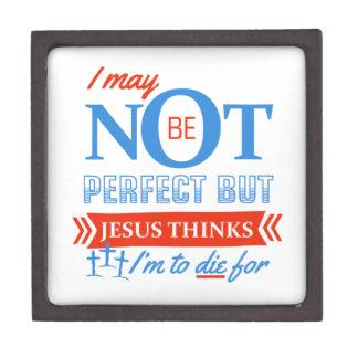 Jesus denkt, dass ich zu die für bin kiste