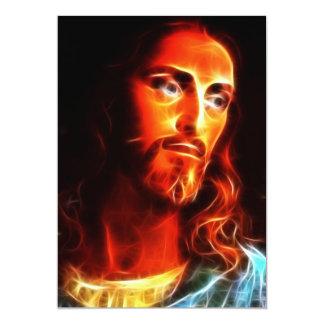 Jesus, der an Sie denkt Karte