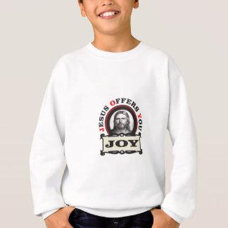 Jesus-Freude ja Sweatshirt