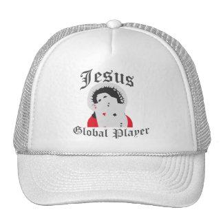Jesus Global Player Retrokultkappen