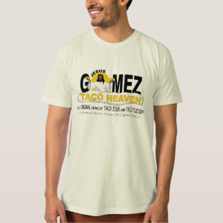 Jesus Gómez Taco-Himmel T-Shirt