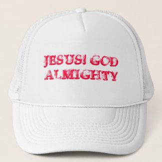 JESUS! GOTT-ALLMÄCHTIGER TRUCKERKAPPE