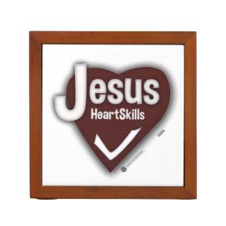 Jesus HeartSkills sind immer zur Hand Stifthalter